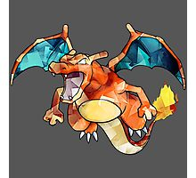 Awesome Charizard! Photographic Print