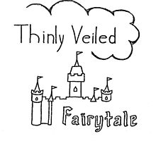 Thinly Veiled Fairy Tale (White) by Epicloud