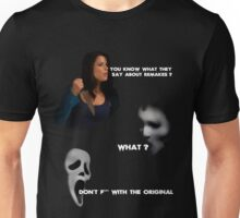 Don't F*** With The Original Unisex T-Shirt