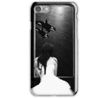 Surreal Orca By RNSTUDIOMTL iPhone Case/Skin