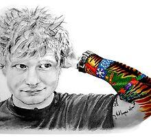 Ed Sheeran by drawpassionn