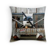 No Parking - Coal Harbour (Vancouver Island) Throw Pillow