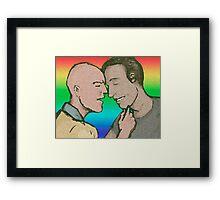 Pride Cherik Framed Print