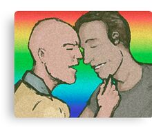 Pride Cherik Canvas Print
