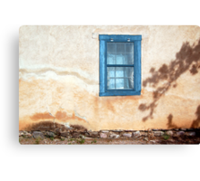 Rojas House Canvas Print