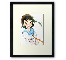 Best Girl Onodera Framed Print