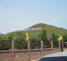 Sirindhorn Museum and Phu Kum Khao Dinosaur Excavation Site by Hugh Fathers