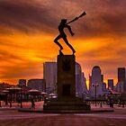 Katyn - In the Shadow of Manhattan by Peter Bellamy
