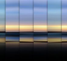 The Hour Before Darkness - Polyptych by Kitsmumma