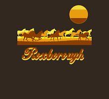 Roxborough, Pa - Home On The Range Unisex T-Shirt