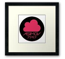 ASIMOV Framed Print