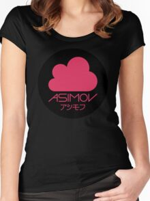 ASIMOV Women's Fitted Scoop T-Shirt