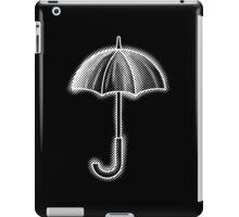 Umbrella White iPad Case/Skin
