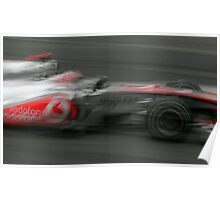 Jenson Buton 2010 Aust GP Poster