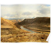 gunnison gorge Poster