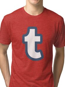 Tumblr t large Tri-blend T-Shirt