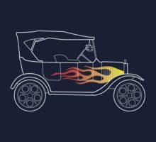 Tricked Out Model T by peabody00