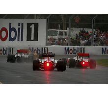 2010 Aust Grand Prix Photographic Print