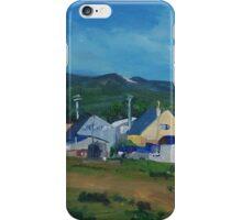Trackside iPhone Case/Skin