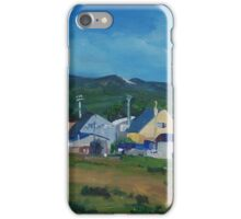 Trackside iPhone Case/Skin