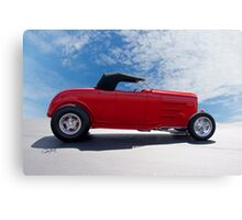 1932 Ford 'Top Up' Roadster Canvas Print