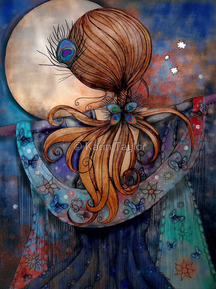Dancing with the Moon by © Karin Taylor