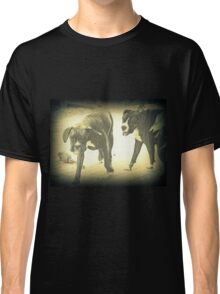 Boxers At Play Classic T-Shirt