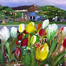 Tulips in Astoria by NancyBenton