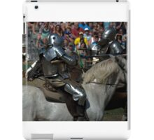 apposing forces iPad Case/Skin