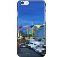 Car Lot iPhone Case/Skin