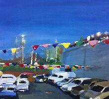 Car Lot by NancyBenton