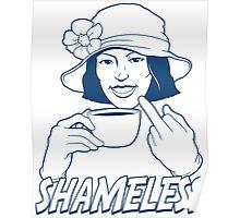 Shameless (light) Poster