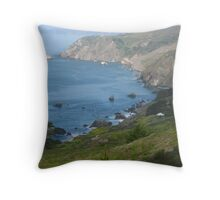 I Want To Stay Here Forever Throw Pillow