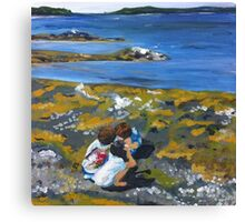 Mere Point Canvas Print