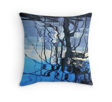 Poetree In Motion Throw Pillow
