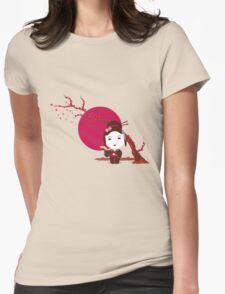 Cherry Blossom Girl T-Shirt