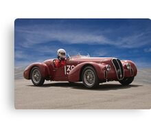 1939 Alfa Romeo 6C 2500 SS Canvas Print