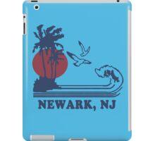 Newark, New Jersey iPad Case/Skin