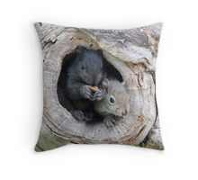So This Is The World Uh?  Yup! Throw Pillow