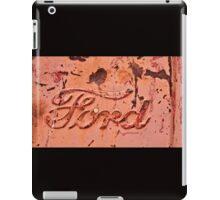 Ford Country iPad Case/Skin