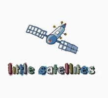Little Satellites - Sketchy Shirt by therealbrendan