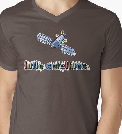 Little Satellites - Sketchy V-Neck Mens V-Neck T-Shirt