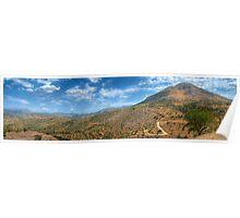 Peloponnese Panorama Poster