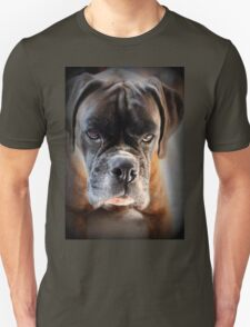 Go Ahead .... Make My Day  ~ Boxer Dogs Series ~ T-Shirt