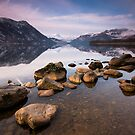 Early Morning on Ullswater by Brian Kerr