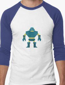 ROBOTO Men's Baseball ¾ T-Shirt