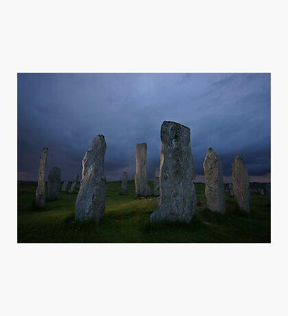 The Standing Stones of Callanish Photographic Print