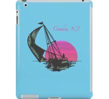 Camden, New Jersey  iPad Case/Skin