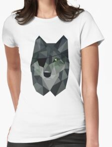 Diamond Dog Womens Fitted T-Shirt