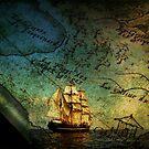 Treasure Map by VenusOak